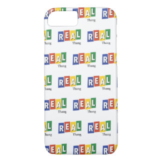 Real Thang iphone Case