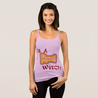 Real Witch Ladies Spaghetti Strap Tank Top