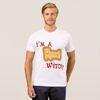 Real Witch Men's Poly-Cotton T-Shirt