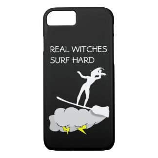 Real Witches Surf Hard iPhone 7 Case