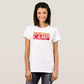 Real Women Camp. T-Shirt