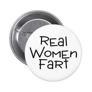 Real Women Fart Pin