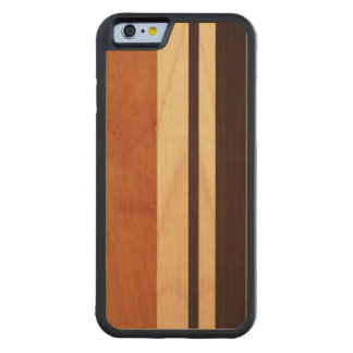 Real Wood Handmade Natural Wood Wooden Carved Maple iPhone 6 Bumper Case