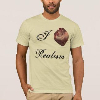 Realism. T-Shirt
