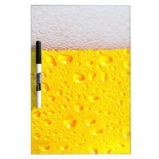 Realistic Beer Dry Erase Whiteboards