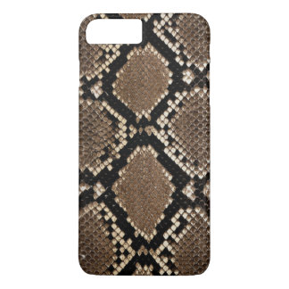 Realistic Faux Snake Skin Animal Print Case-Mate iPhone Case