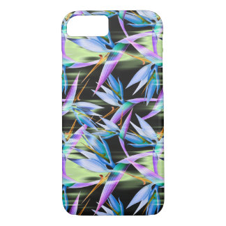 Realistic Flowers Pattern #2 iPhone 7 Case