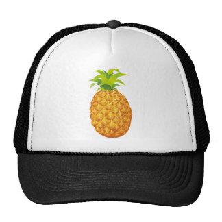 Realistic Pineapple Fruit Trucker Hat