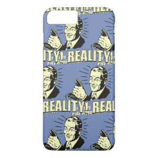 Reality is for losers who don't play video games iPhone 8 plus/7 plus case