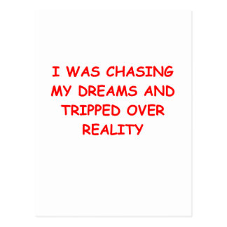 REALITY.png Postcard