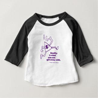 Reality Running Baby T-Shirt