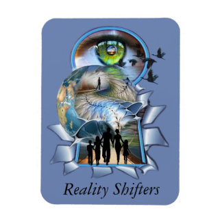 Reality Shifters Magnet