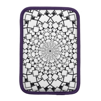 Reality Squared Mandala iPad Mini Sleeve