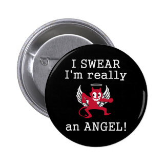 Really an Angel button