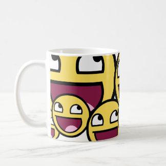 Really Awesome Face Mug