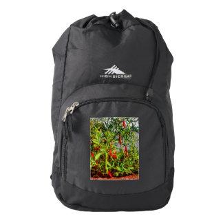 Really hot backpack