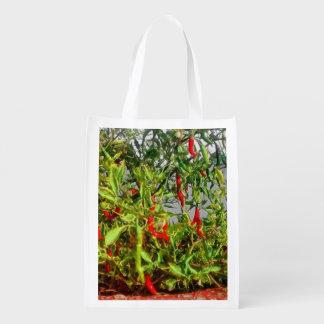 Really hot reusable grocery bag