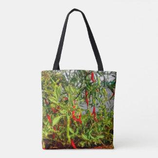 Really hot tote bag
