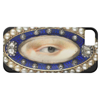 Really Make it An EYE phone with this 1780's Gem iPhone 5 Cover