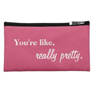 Really Pretty Cosmetic Bag