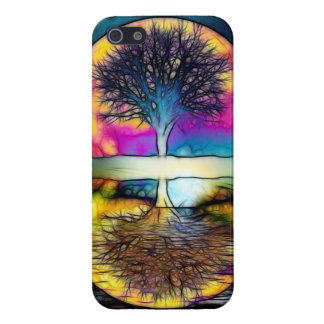 Realm of Divine Knowledge iPhone 5 Case