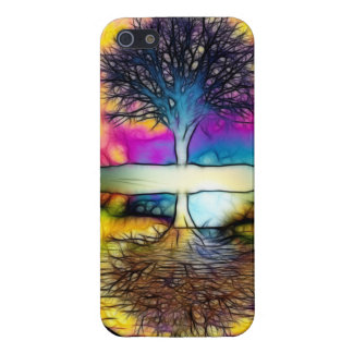 Realm of Divine Knowledge Case For iPhone 5