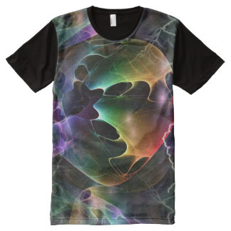 Realm or the Branes All-Over-Print T-Shirt
