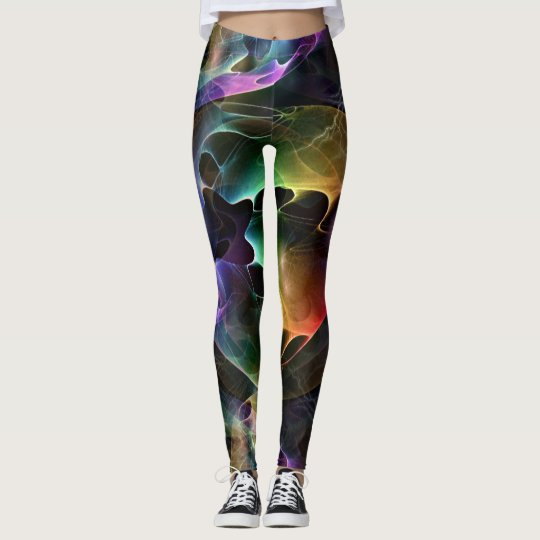 Realm or the Branes Leggings