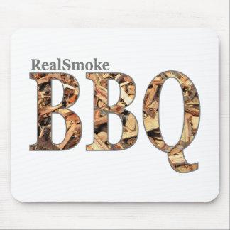 RealSmoke Hickory Log Camo Mouse Pad