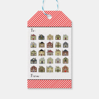 Realtor Christmas Gift Tags