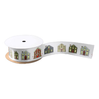 Realtor Christmas Satin Ribbon