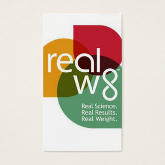 RealW8 Simple Business Card 2