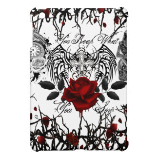 reap what you sow iPad mini case