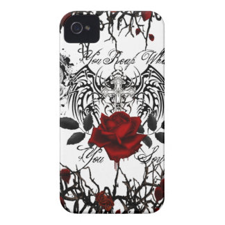 reap what you sow iPhone 4 case