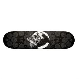 Reaper and Rose Skate Board Decks