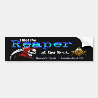 Reaper at the Rock Bumper Stickers