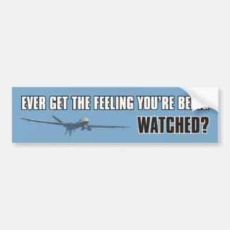 Reaper Drone - Watched Bumper Sticker