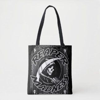 Reaper Madness Tote Bag
