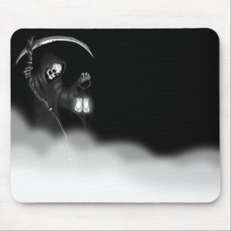 Reaper Mouse pad by Odinson Media
