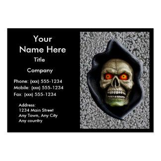 REAPER on BUBBLING STEEL ~ Business Card