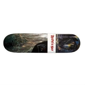 Reaper s Navy Skateboard