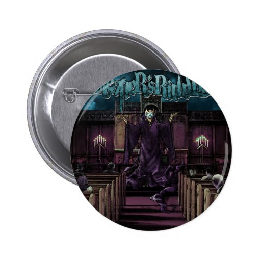 Reapers Badge - First Release Buttons