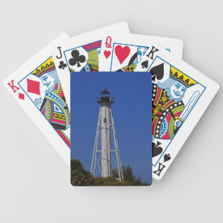 Rear Ranger Lighthouse II Bicycle Playing Cards