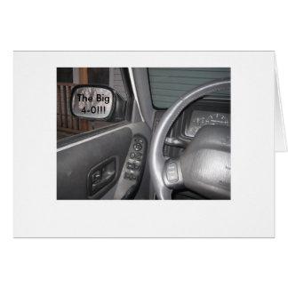 Rear View Mirror (40) Card