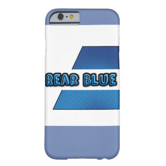RearBlueStudios Iphone 6/6s Case - Barley There
