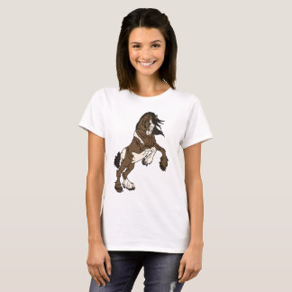 Rearing Clydesdale T-Shirt