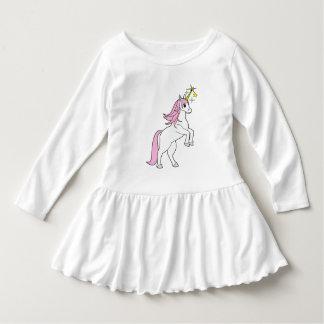 Rearing Unicorn with Stars Tshirt