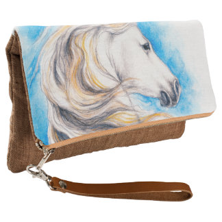 Rearing White Horse Clutch