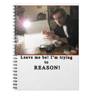 REASON Podcast Official notebook