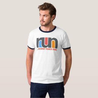 Reason to run #2 t-shirt